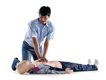 在培训中测量和改善你的心肺复苏表现