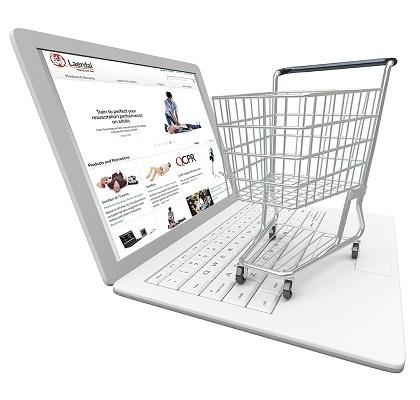 レールダルの オンラインショッピング