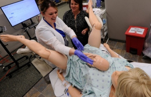 Transforming Education in Nursing with SimMom®
