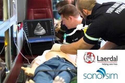 La Soluzione Laerdal-SonoSim Ultrasuoni