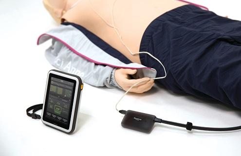 ShockLink™ 効率的で、費用効果の高い除細動器トレーニング