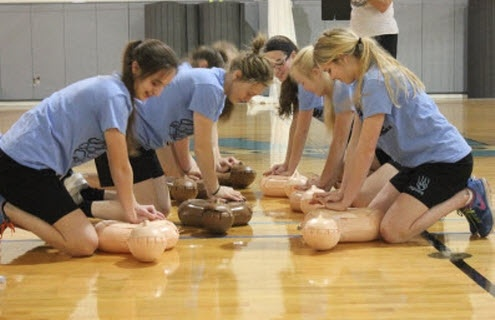 Hands-Only CPR Training in Kentucky