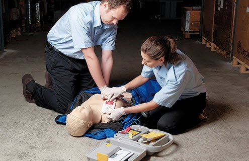 National CPR and AED Awareness Week