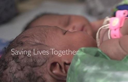 Saving Lives Together