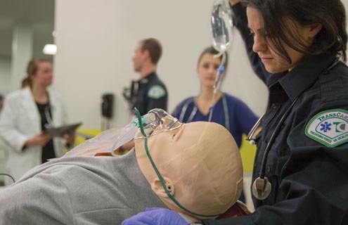 Introducing SimMan® ALS
