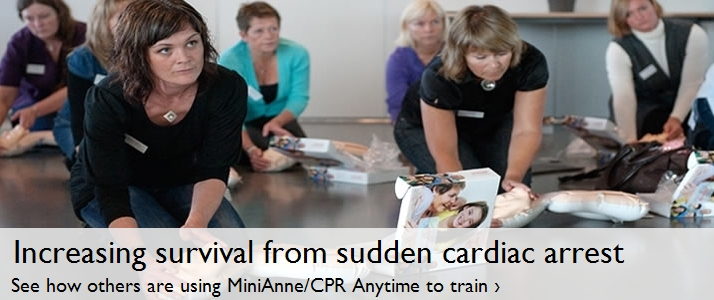Increasing survival from sudden cardiac arrest