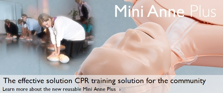 The effective solution CPR training solution for the community