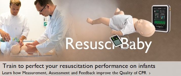 Train to perfect your resuscitation performance on infants