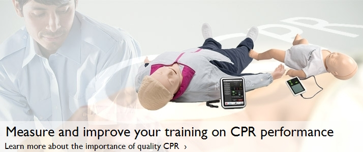 Measure and improve your training on CPR performance